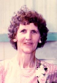 Doreen Punchard  August 22 1927  April 21 2019 (age 91) avis de deces  NecroCanada