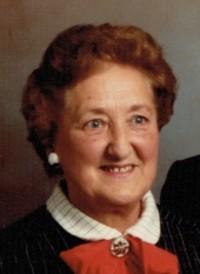 BeLANGER EMOND Pauline  1925  2018 avis de deces  NecroCanada