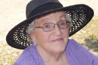 Betty Ryan  2019 avis de deces  NecroCanada
