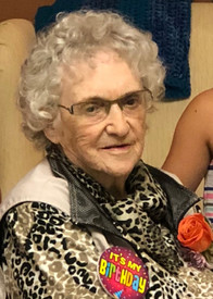 Betty Lillian Smart Forbes  August 16 1923  May 30 2019 (age 95) avis de deces  NecroCanada