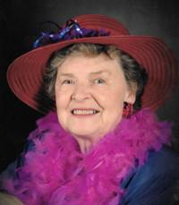 Muriel Elizabeth Gamble  Thursday May 2nd 2019 avis de deces  NecroCanada