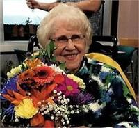 Doris Eileen Bowes  2019 avis de deces  NecroCanada