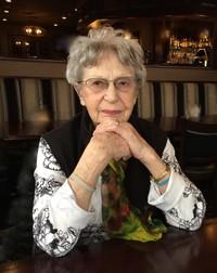 Peggy Cordelia Mitchell  1921  2019 (age 97) avis de deces  NecroCanada