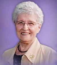 Jeannette Leblanc  2019 avis de deces  NecroCanada