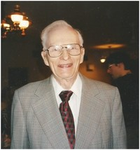 Roy James Hiscox  May 15 1920  May 14 2019 (age 98) avis de deces  NecroCanada