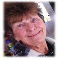 Vera Darlene Maddock  May 9th 2019 avis de deces  NecroCanada