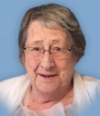 Aurore Roy  12 août 1928 – 21 novembre 2018
