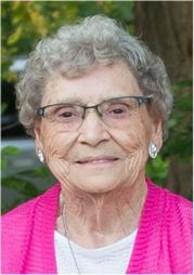 Gertrude Gertie Agatha Duddy  May 16 2019 avis de deces  NecroCanada