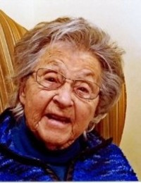 Louise Troughton  December 13 1921  May 18 2019 (age 97) avis de deces  NecroCanada