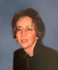 Claire Belair Maiden Galipeau  of St. Albert