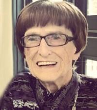 Dorothy Alice Debenham  May 19 2019 avis de deces  NecroCanada