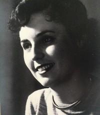 Mary Elizabeth Hamel Fardella  April 18th 2019 avis de deces  NecroCanada