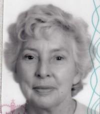 Barbara Katherine Ingham  Monday May 20th 2019 avis de deces  NecroCanada