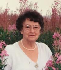 Leona Gauthier  15 mai 1921 – 17 avril 2019