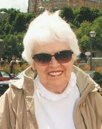 Charlotte Marquis Schultz 1925 – 2019 avis de deces  NecroCanada