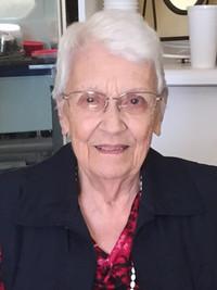 Mme Jeannine Leboeuf Poirier  2019 avis de deces  NecroCanada