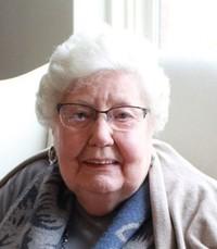 Ruth Marion Wadsworth  Sunday May 26th 2019 avis de deces  NecroCanada