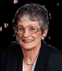 Leona Lee Jesty  2019 avis de deces  NecroCanada