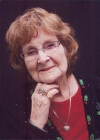 Velma Ross  19262019 avis de deces  NecroCanada