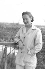 Falkenburg Frances formerly of Bayfield  2019 avis de deces  NecroCanada