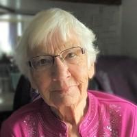 Phyllis June McNally  June 25 1934  March 13 2019 avis de deces  NecroCanada