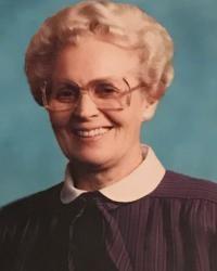Rhea Jacobs  of Edmonton avis de deces  NecroCanada