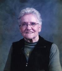 Theresa Margaret an Ressler  May 28th 2019 avis de deces  NecroCanada