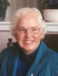 Bertha Lilian Chugg  November 19 1926  June 3 2019 avis de deces  NecroCanada