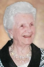 Cecile Brazeau Mantha  18 janvier 1929  14 juin 2019 avis de deces  NecroCanada