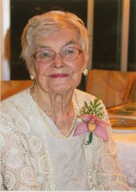 Mary Gudjurgis  2019 avis de deces  NecroCanada
