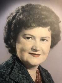 Wanda Bockus Nee Sherman  1926  2019 avis de deces  NecroCanada