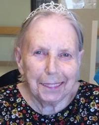 Gwendolyn May Fawcett  May 5 1931  July 6 2019 avis de deces  NecroCanada