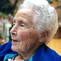 Joan Ewing WALKER nee PATERSON  August 16 1923  July 27 2019 avis de deces  NecroCanada