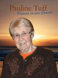 Pauline Pearl Tuff Rideout  April 21 1930 to July 28 2019 avis de deces  NecroCanada