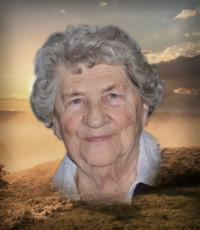 Teresa Nellis Briand  08 avril 1925 – 18 juillet 2019