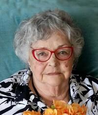 Mme Louise Caron  19382019 avis de deces  NecroCanada