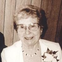 Jeanette Marie Laura Hubbard  November 24 1927  July 30 2019 avis de deces  NecroCanada