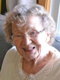 Maisie Barbara Quigley  19252019 avis de deces  NecroCanada