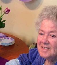Joan Tosh McGregor  Saturday August 31st 2019 avis de deces  NecroCanada