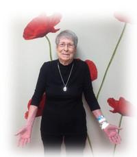 Joyce Stewart Richardson  Wednesday July 31st 2019 avis de deces  NecroCanada