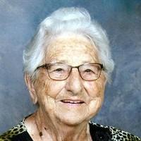 Laurine Isabel MacDermott  July 15 1923  August 1 2019 avis de deces  NecroCanada