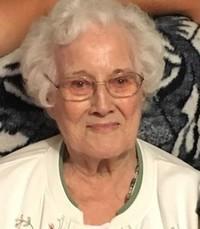 Emily Edna Anthony  Saturday August 3rd 2019 avis de deces  NecroCanada