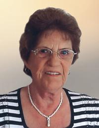 Mme Yvonnette Ouellet Desgagne  Décédée le 04 août 2019