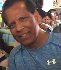 Joseph Shameen Zafar  Saturday August 3rd 2019 avis de deces  NecroCanada