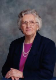 Margaret Wetterlund  October 1 1923  August 1 2019 (age 95) avis de deces  NecroCanada
