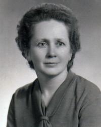 Anna Porubensky  June 18 1923