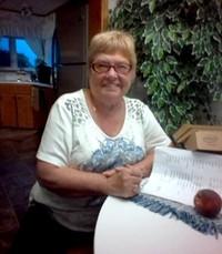 Shirley Sue Maybrey Almas  Thursday August 8th 2019 avis de deces  NecroCanada