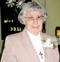 Sister Germaine Roussel  2019 avis de deces  NecroCanada