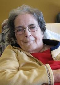 Betty Marie Leavitt  19342019 avis de deces  NecroCanada