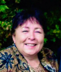 CHURCH Georgina Georgy  2019 avis de deces  NecroCanada